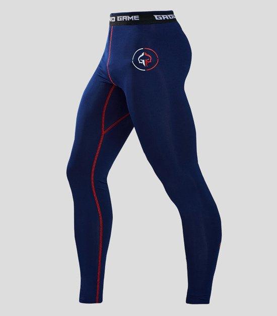 """Leggings """"Athletic 2.0"""" (Navy blue)"""