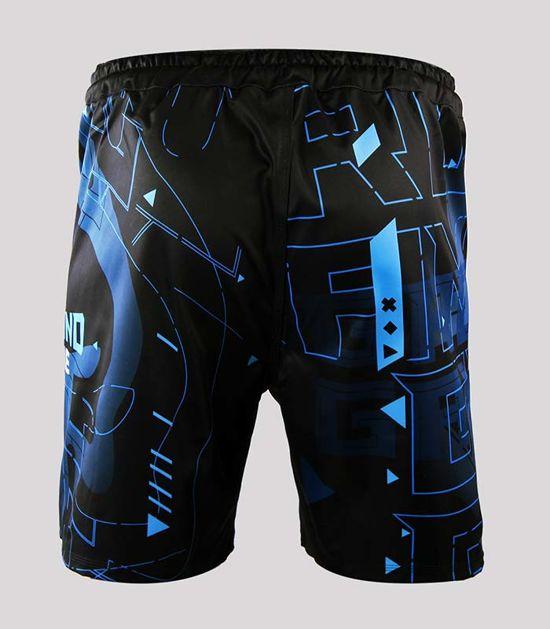 """MMA Shorts """"Shapes"""""""