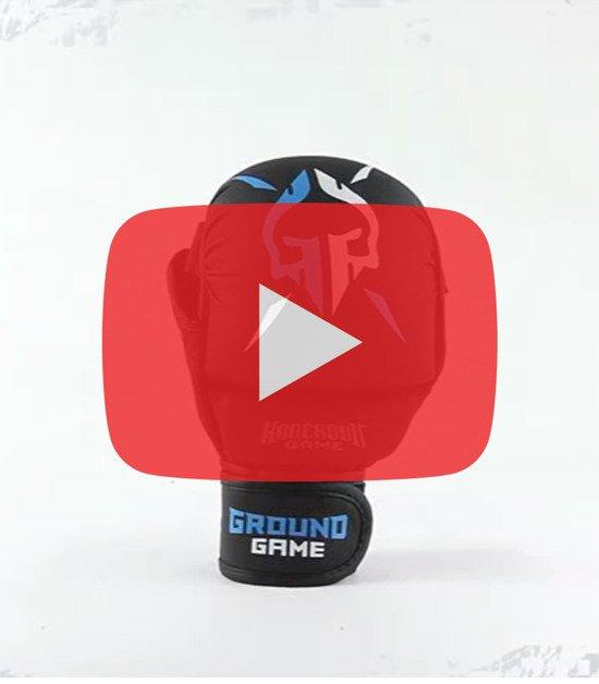 "MMA Sparing Gloves ""Logo"""
