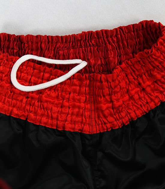 "Muay Thai Shorts ""Red Tiger"""