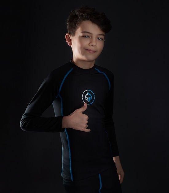 "Rashguard ""Athletic 2.0 Kids"" (long sleeve)"
