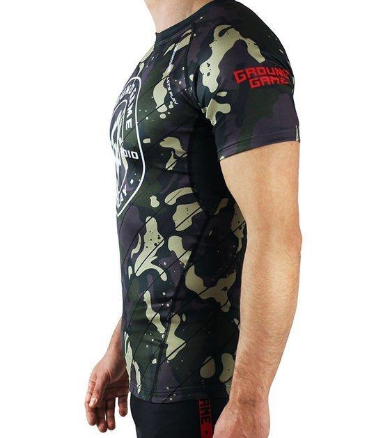 "Rashguard ""Moro 3.0"" short sleeve"
