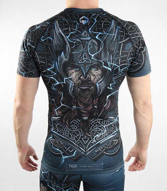"Rashguard ""Thor"" short sleeve"