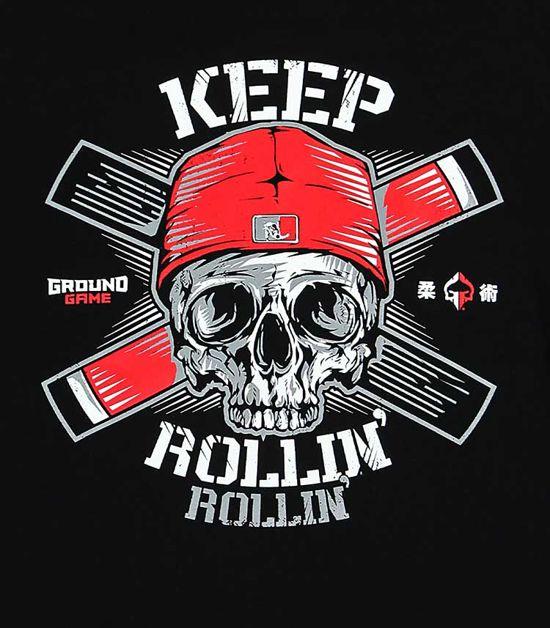 """Sweatshirt """"Keep Rollin"""""""
