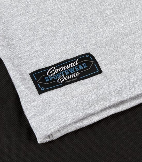 "T-shirt ""Big Logo"" Gray"
