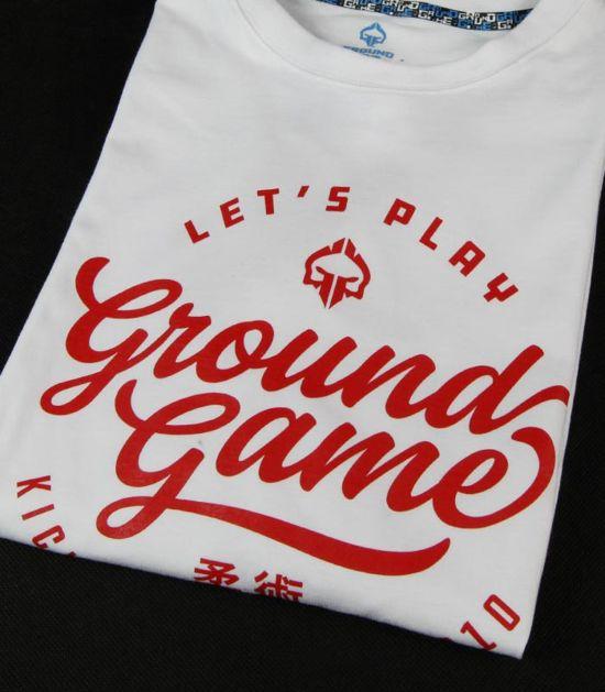 """T-shirt """"Gamester"""" White"""""""