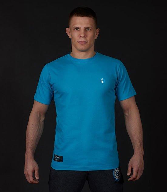 "T-shirt ""Minimal"" Blue"