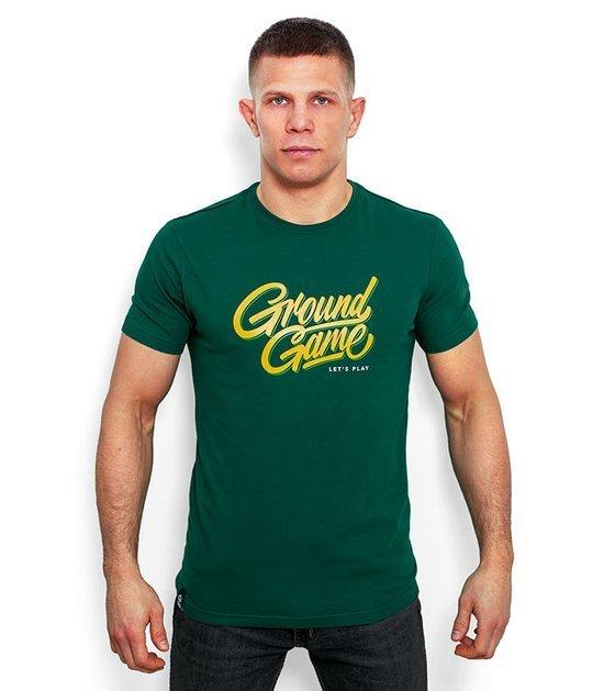 """T-shirt """"Tag"""" Green"""