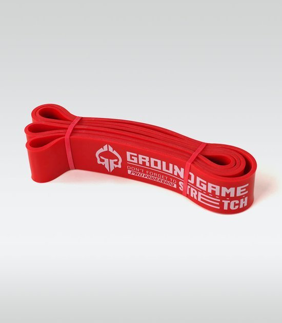 Training / resistance Power Band (Red, 44 mm, 23-57 kg)