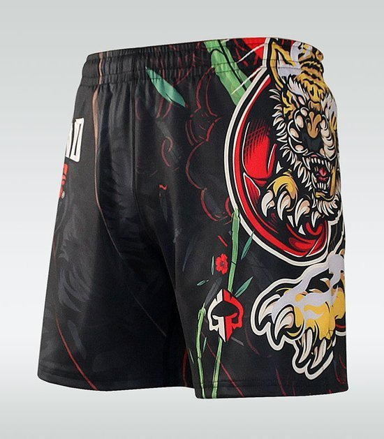 "Training shorts ""Red Tiger Kids"""