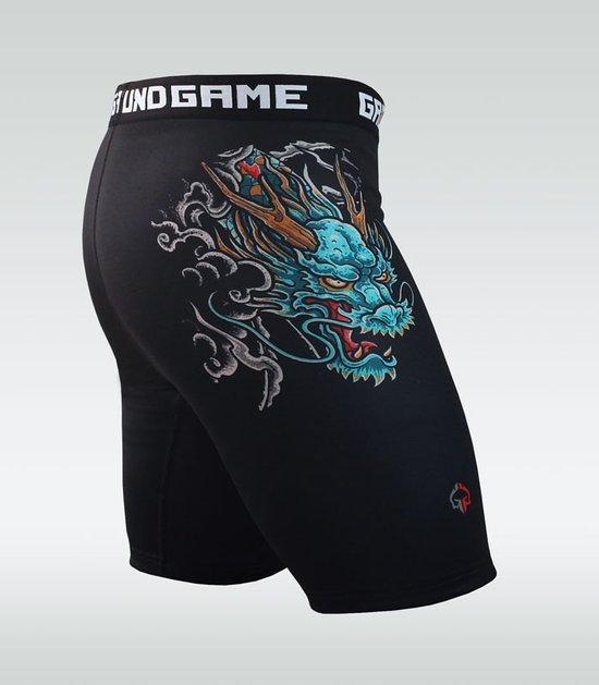 """Vale Tudo Shorts """"Bushido"""" 3.0"""