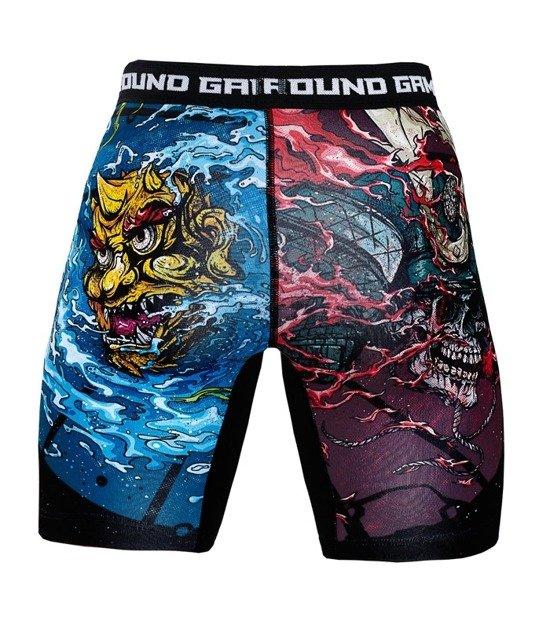 """Vale Tudo Shorts """"Bushido II"""""""
