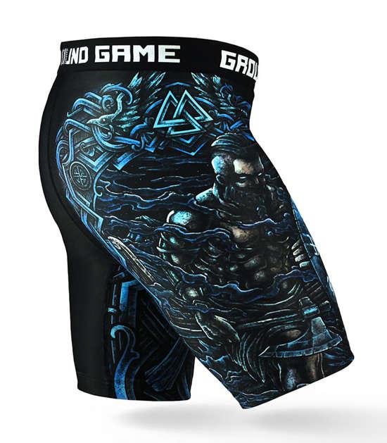 "Vale Tudo Shorts ""Viking"""