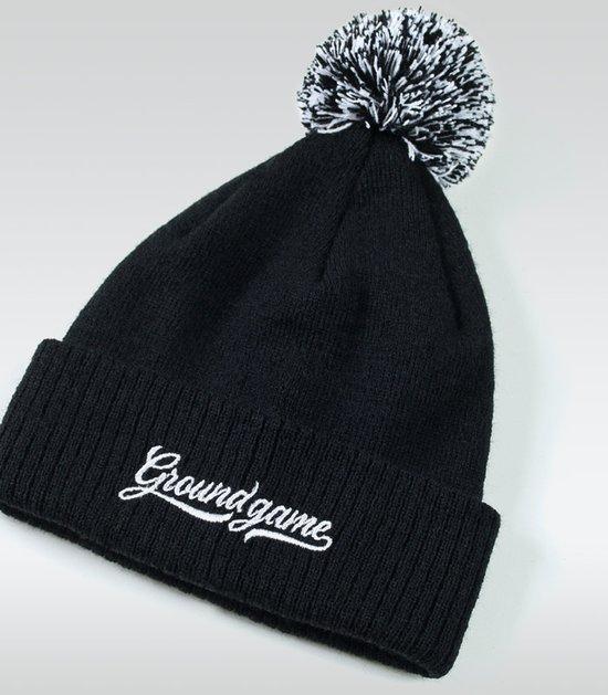 "Winter Hat ""Vinted"" (black)"