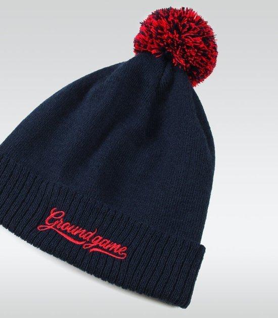 "Winter Hat ""Vinted"" (navy blue)"