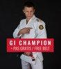"""BJJ GI """"Champion 2.0"""" (White) + FREE Belt"""