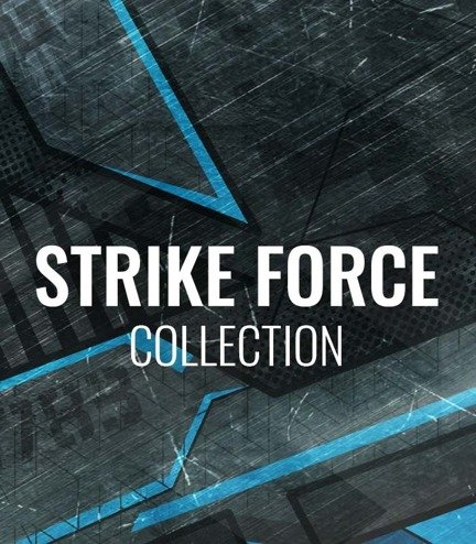 """Kolekcja """"Strike Force"""""""