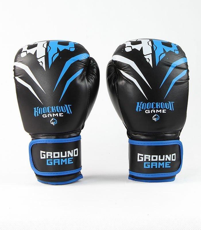 """Rękawice bokserskie """"Logo"""" 16 oz"""