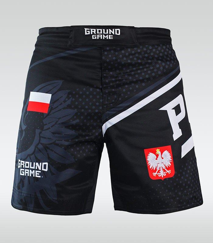"""Spodenki MMA """"Polska"""""""