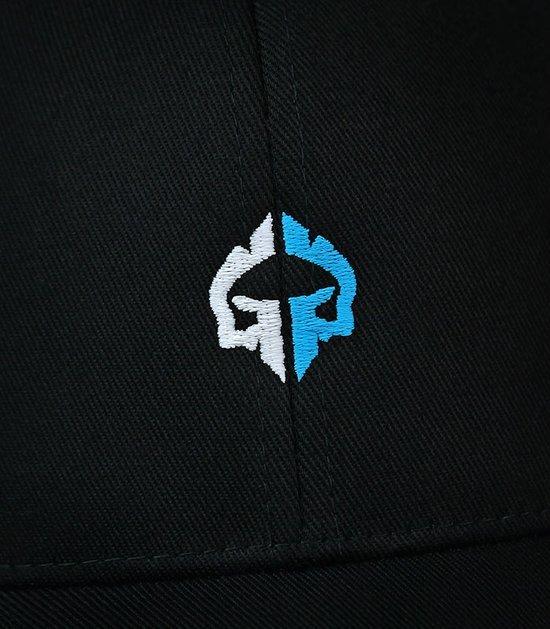 """Czapka z daszkiem """"Mini Logo"""" Czarna"""