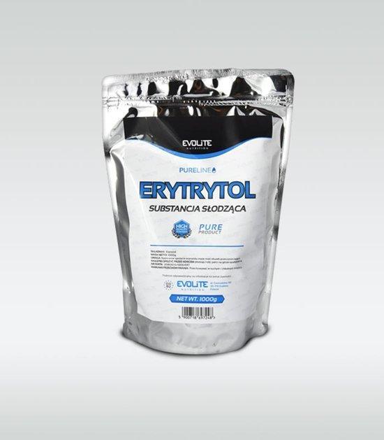 Erytrol Evolite Erytrytol 1000g