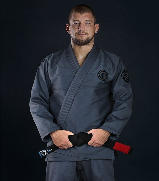 "GI do BJJ ""Balance 3 Shadow"" (Szare)"