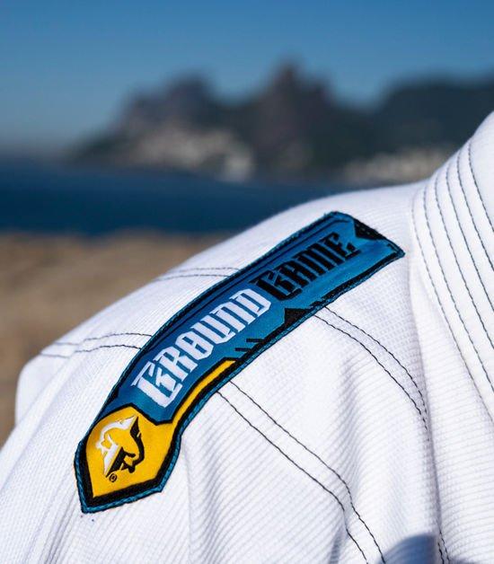 """GI do BJJ """"Carioca"""" (Białe)"""
