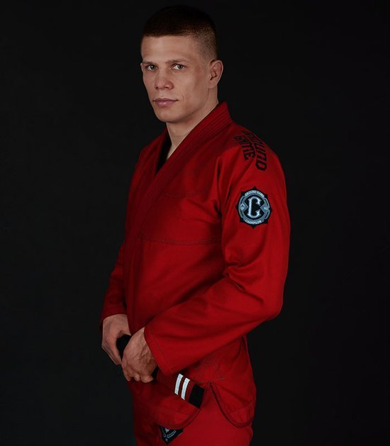 "GI do BJJ ""Champion 2.0"" (Czerwone)"