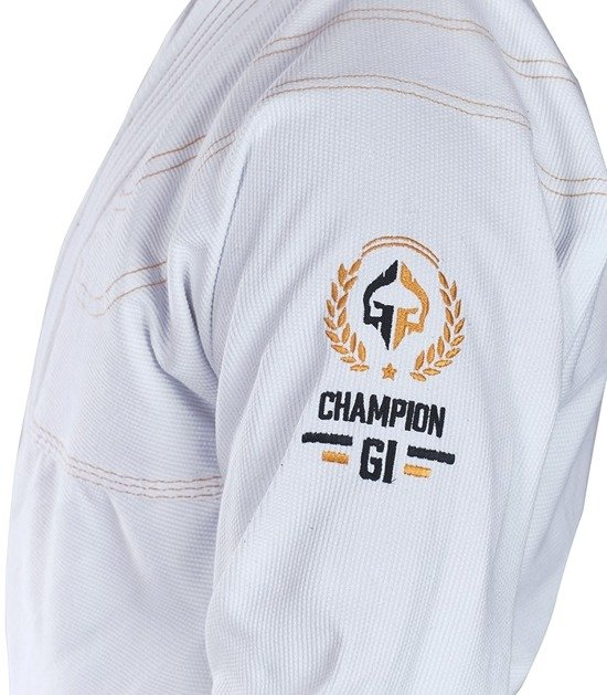 "GI do BJJ ""Champion"" (Białe)"
