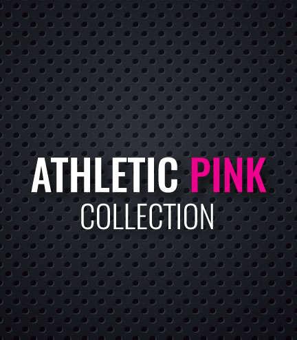 """Kolekcja """"Athletic"""" Pink"""