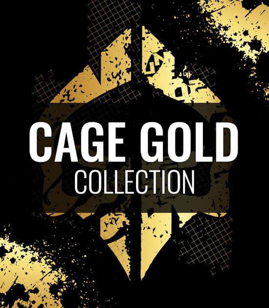 """Kolekcja """"Cage Gold"""""""