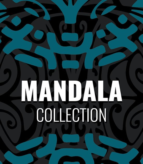 "Kolekcja ""Mandala"" Szmaragdowa"