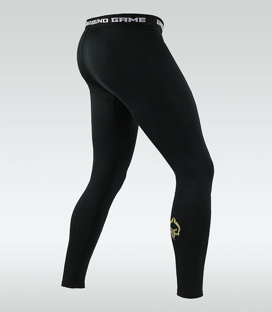 "Legginsy ""Athletic Gold"""