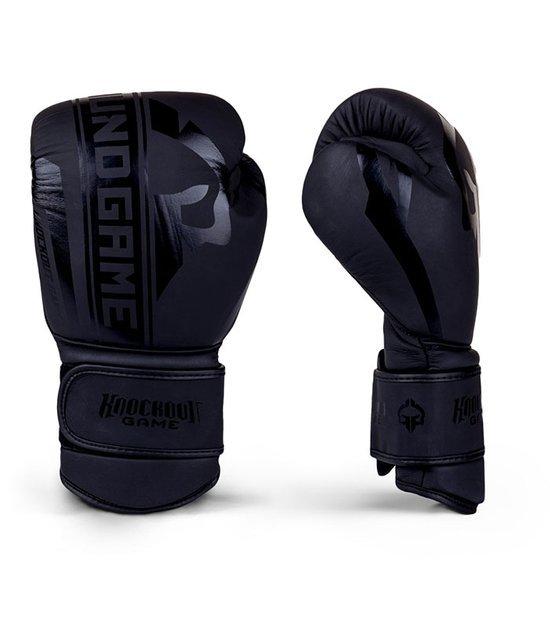 "Rękawice bokserskie ""Stripe Black"""