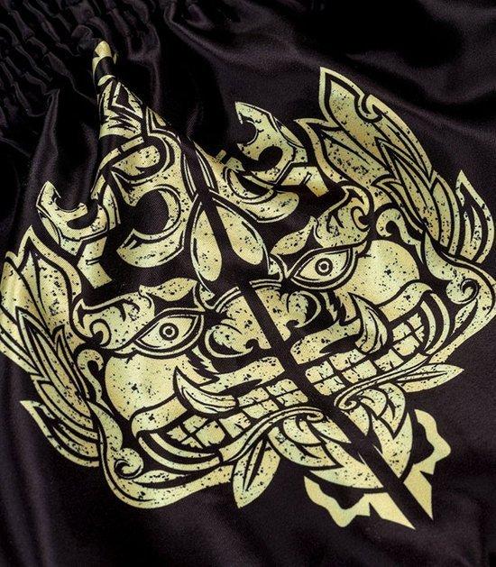 """Spodenki Muay Thai """"Gold"""""""