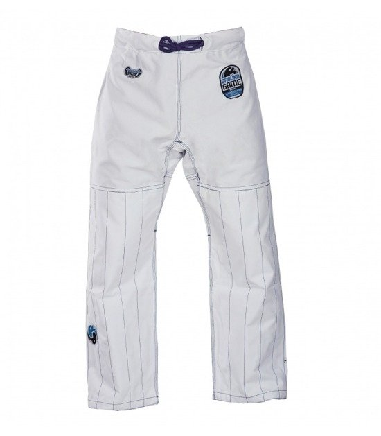 Spodnie do BJJ ripstop (Białe)