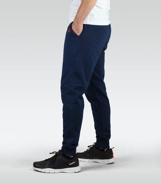 """Spodnie dresowe """"Minimal"""" Granatowe"""