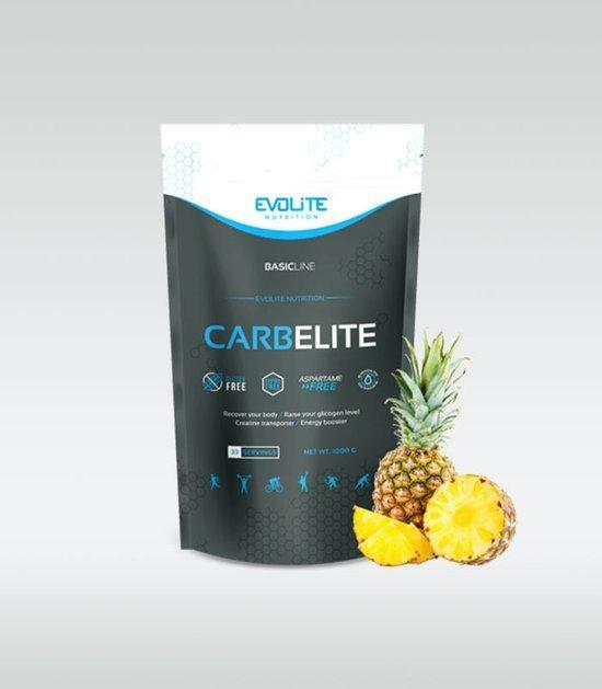 Węglowodany Evolite CarbElite 1000g Ananas
